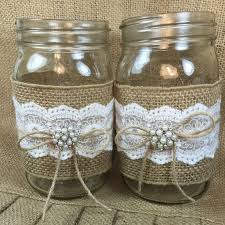 Decorating With Mason Jars And Burlap Pin by Maria on Mason jars Pinterest Country fall 20