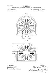 alternating current tesla. parker w. page. alternating current tesla s