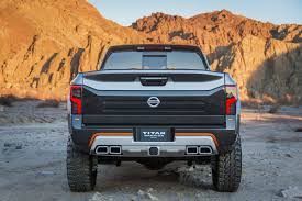 2018 nissan titan lifted. exellent nissan naias 2016 nissan titan warrior concept is probably not what you expected with 2018 nissan titan lifted c