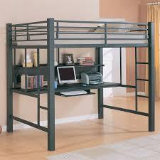 nice loft bunk beds with desk ikea easy install â design image of kura under kids cabin half childrens high toddler ladder twin bedroom ideas