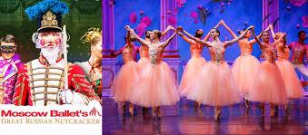 Moscow Ballets Great Russian Nutcracker Ruth Finley
