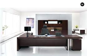 large office table. Black Office Desk Large L Shaped Table With Drum Lamp