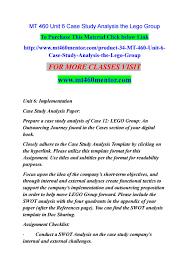 mt unit case study analysis the lego group by nehac issuu