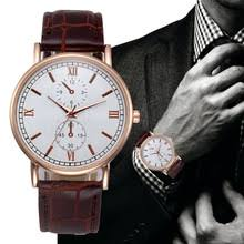 famous mens watch brands online shopping the world largest famous fashion men s watches of the famous luxury brand retro design leather band analog alloy quartz wrist