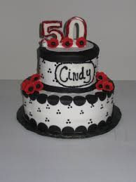 50th Birthday Cake Designs Wedding Academy Creative Elegant 50th