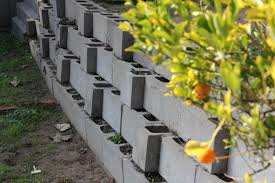 Small Picture Cinder Block Retaining Wall Design cofisemco