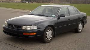 Toyota Recalls 1993 Camry Due To Fact That Owners Really Should ...