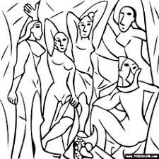 Small Picture Artist Coloring Pages Picasso Coloring Pages Misc