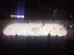 Scotiabank Saddledome Section Pl5 Home Of Calgary Flames