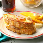 baked sausage stuffed french toast
