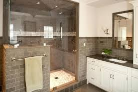 bathroom gray subway tile. Grey Subway Tile Bathroom Bathrooms With White And Grout Gray B