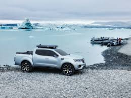 Renault previews its first-ever truck with the rugged, Nissan ...