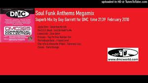 Dmc Chart Monsterjam 16 Soul Funk Anthems Megamix Dmc Mix By Guy Garrett Feb 2010