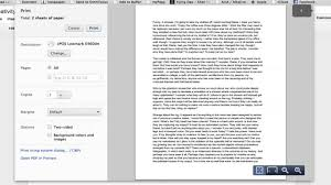Text Document How To Make The Text Of A Printed Document Larger Using Google Docs Using Firefox Google