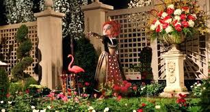 alice in wonderland garden wonderland garden idea alice in wonderland garden statues for uk