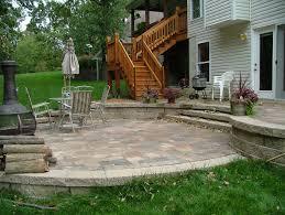 raised concrete patio inspirational 78 best about retaining wall ideas concrete