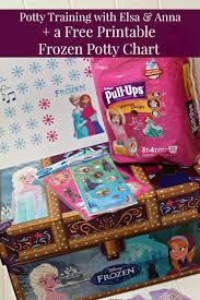 Elsa Potty Training Chart Free Printable Disney Frozen Potty Chart Potty Training Tips