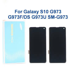 For <b>SAMSUNG Galaxy S10</b> G973F/DS <b>G973U</b> G973 SM-G973 LCD ...