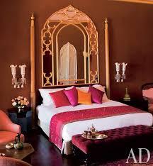 Moroccan Fantasy. Indian Bedroom ...