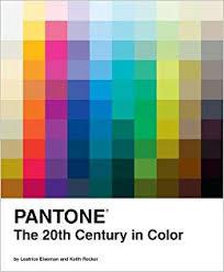 Pantone The Twentieth Century In Color Coffee Table Books