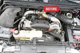 2002 ford excursion powerstroke cummins diesel engine swap four 2002 ford excursion powerstroke cummins diesel engine swap swap fever · ken brubaker editor four wheeler