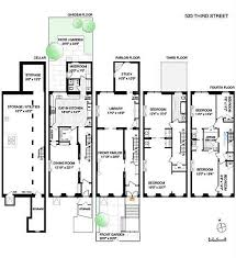 stylish and peaceful 12 brownstone home plans 1899