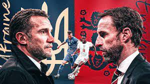 Ukraine vs England 03.07.2021