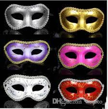 Giant Masquerade Mask Decoration Large Wholesale Version Half Face Novelty Masquerade Mask Braid 88