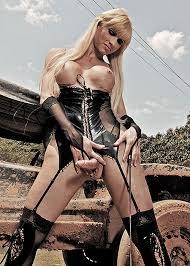 Big cock tranny mistress