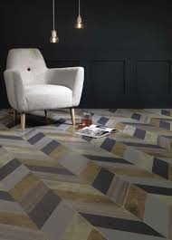 herringbone floor via amtico