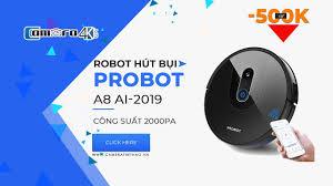 Hướng Dẫn Sử Dụng Probot Nelson A8 - Robot Hút Bụi Lau Nhà Thông Minh -  YouTube