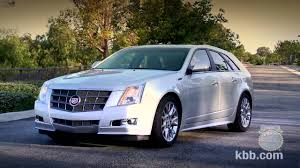 2011 Cadillac CTS Sport Wagon Review - Kelley Blue Book - YouTube