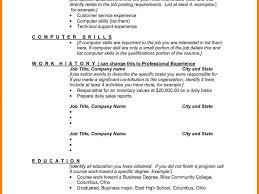 Short Resume Samples Short Resume Samples DiplomaticRegatta 18