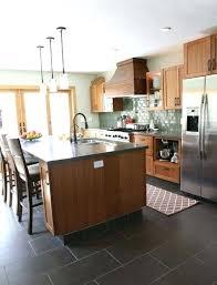 dark grey kitchen floor tiles best slate tile uk dar