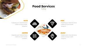 Powerpoint Templates Food Tasty Food Powerpoint Template