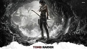 games lara croft warriors bow and arrow wallpaper