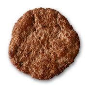 100 beef patty regular bun