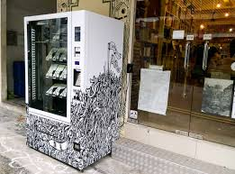 Book Vending Machine Fascinating Books Actually This Vending Machine Lets You Go On A Blind Date