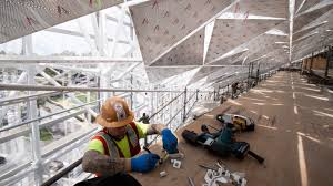 its remodel underway christ cathedral will look the same except inside