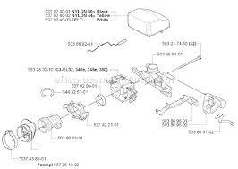 husqvarna 350 parts list and diagram 2007 01 click to close