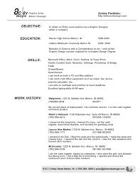 Resume Letterhead