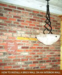 brick wall hangers