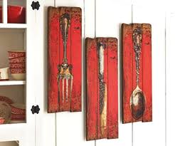 large fork and spoon decor large fork and spoon wall decor giant wooden fork spoon wall