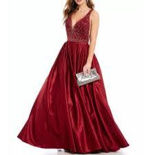 Dillards Size Chart Dillard S Coya Collection Beaded Holiday Dress