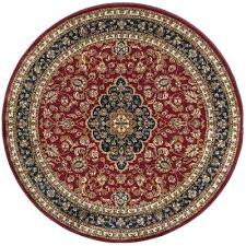 8 round area rugs sensation red 8 ft round traditional area rug 8x11 area rugs