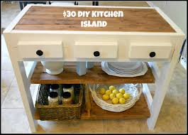 For Kitchen Island 30 Diy Kitchen Island Mom In Music City