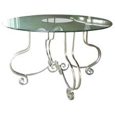 glass entry table a gilded wrought iron and glass entry table at wrought iron entry table glass entry table contemporary
