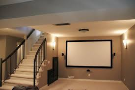 Basement Lighting Design Simple Decorating