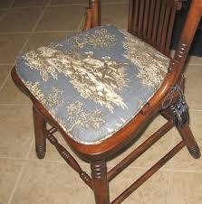 Custom Chair Pads Cushions