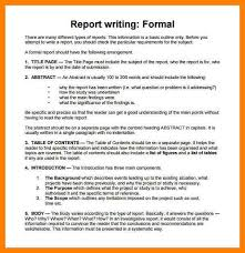 sample background report science project report template example 13 report sample format coaching resume